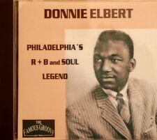 DONNIE ELBERT 'Philadelphia's R&B/Soul Legend' - 28 Tracks