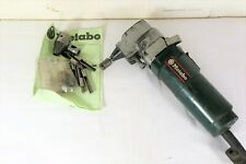 Vintage Metabo Electric Nibbler 6875 Quality Made in Germany Vintage Tools