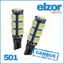 LED 501 To Fit Nissan Juke 8pc White Xenon Bulb 55w Upgrade Kit H4 H4 H8