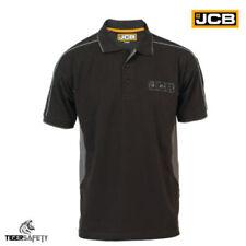 Chemises décontractées et hauts noirs pour homme