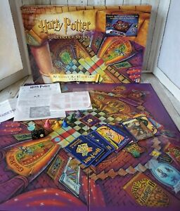 Harry Potter Sorcerer's Stone Mystery at Hogwarts Board Game REPLACEMENT PIECES