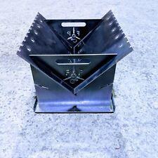Fire Pit Flat pack 400mm long Firepit, Campfire, Portable, Heavy Duty