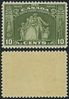 Canada Scott 209: 10c United Empire Loyalists 1934 Anniversary Issue, VF-NH