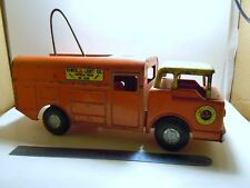 Vintage Nylint Toys Co. Ford POWER & LIGHT LINEMAN TRUCK utility truck no 3200