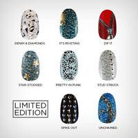 2 PACKS - REVLON Nail Art 3D JEWEL Polish Strip Appliques Limited Edition Styles