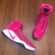 Nike Hyperdunk 2016 Think Pink Breast Cancer Vivid Pink Size 13 844359 660
