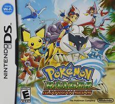 Pokemon Ranger: Guardian Signs (Nintendo DS, 2010) - European Version