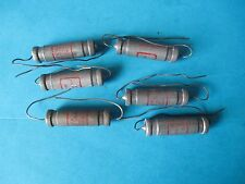 VINTAGE SPRAGUE CAPACITOR. O.01uF 1000V. TESTED GOOD. 1PIECE.