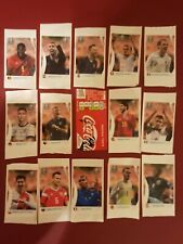 Panini EURO 2020 limited Swiss Edition Coca-Cola ALL 14 Set Super Quality