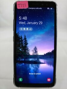 Samsung Galaxy S8 Active G892A 64GB AT&T GSM Unlocked Smart Cellphone Gray T771