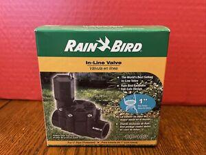 """Rain Bird CP100 1"""" Heavy Duty Inline Water Irrigation Sprinkler Valve ~NEW~"""