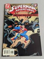 Superman Adventures #48 October 2000 DC Comics
