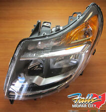 2014-2019 Ram Promaster Left Drivers Side Headlight Assembly New Mopar OEM