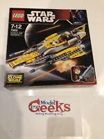 Lego Star Wars 7669 Anakin's Jedi Starfigther
