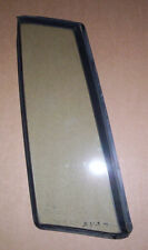 87  PLYMOUTH  RELIANT  LEFT  REAR  DOOR  CORNER   WINDOW    --Check This Out--