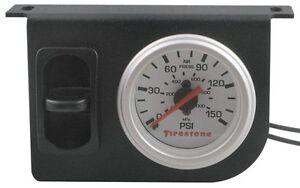 1 x Firestone Single Pneumatic Air Spring Control Panel (Part # 2225)