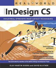 USED (GD) Real World Adobe InDesign CS by Olav Martin Kvern
