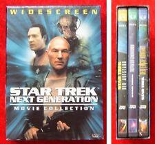 Star Trek Next Generation Movie Collection, DVD Box
