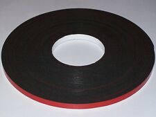 3M PT1100 VHB tape 48ftX5mm double sided acrylic foam automotive mounting