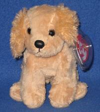 - MWMTs Stuffed Animal Toy FIDGET the Dog TY Beanie Baby 5.5 inch
