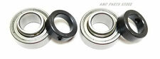 2 Bearings Compatible With 38348-01, 539115279, 1-513016, JD8597, 455102-R21