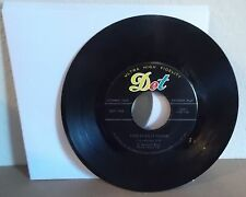 BILLY VAUGHN Dot 45 Record Four by Billy Vaughn LaPaloma Mexicali Rose DEP-1066