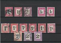 South Africa Postage Dues Stamps Ref 23608
