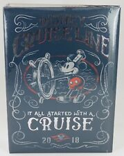 """NEW Disney Cruise Line DCL 2018 """"It All Started With A Cruise"""" Photo Album"""