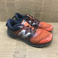 New Balance Boys FuelCore Nitrel KTNTROSY Orange Running Shoes Lace Up Size 4 W