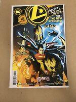 Legion Of Super Heroes 6 Second Printing