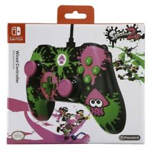 NEW! Splatoon 2 Wired Controller For Nintendo Switch GREAT XMAS GIFT 1 ssb zelda