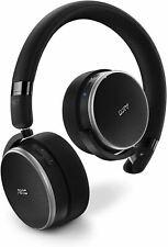 AKG N60NC Noise Cancelling, Wireless Bluetooth, Compact Headphones  - Black (U)