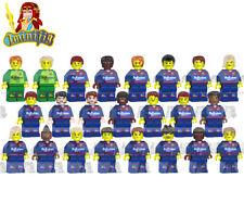 LEGO Soccer Barcelona 18 19 Team 23 Players Messi Vidal Custom Minifigure