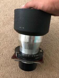 Schneider - Kreuznach Tele - Xenar 8x10 F5.5 500mm Camera Lens