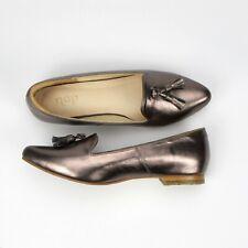 NEW!!! S1000 - Metallic Luxury Handmade Genuine Leather Women Shoes