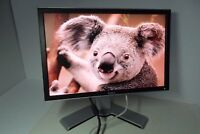 "Dell 2208WFP UltraSharp 22"" LCD Monitor w/4-Port USB Hub 2208WFPt DVI VGA R289D"