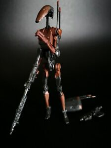"""Star Wars 3,75"""": Battlefront 2 Heavy Battle Droid - The Vintage Collection"""