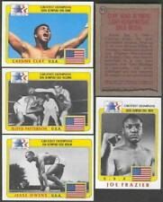 Cassius Clay #92 1984 Topps Olympians