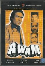 Awam - Rajesh Khanna  [Dvd] 1st Edition  Yashraj   Released