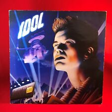BILLY IDOL Charmed Life 1990 UK vinyl  LP + INNER EXCELLENT CONDITION