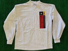 Rare Vtg Apple Computer Long Sleeve Shirt Multimedia Program Size XL Made In USA