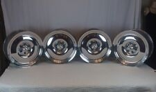 Centerline Center Line Wheels X4 Smoothie 17x7? Fresh Polish Billet Alloy  Foose
