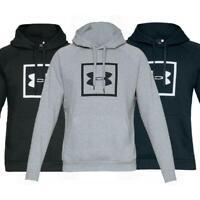 Under Armour UA Mens Hoodie Pullover Sweatshirt Jumper Hoody Jacket Hooded Top