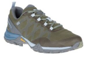 Merrell Siren 3 Vent Sage Blue Waterproof Hiking Shoes Vibrant Womens 7.5 New