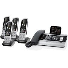 Gigaset DX800A Voice over IP- / ISDN-Mini-Telefonanlage mit 4x Mobilteil C430HX
