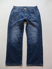 bruno banani Jeans Hose, W 38 /L 32, Loose Fit Vintage Denim, mit Knopfleiste !