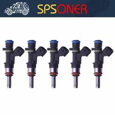 5pcs Fuel Injector 0280158123 997605132 For Porsche Turbo 60lb 600cc