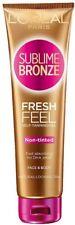 L'Oreal Sublime Bronze Self Tan Fresh Feel Gel Face/Body 150ml