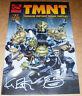 TMNT #27 Vol 4 SIGNED Kevin Eastman SKETCH Teenage Mutant Ninja Turtles Mirage