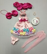 """7PCS 12"""" Blythe Doll Factory  Blythe's Original Candy Outfit  JS68"""